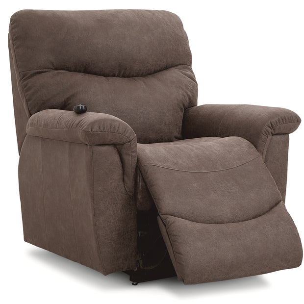 James Silver Luxury-Lift Power Recliner