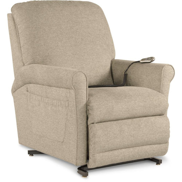 Miller Bronze Power Lift Recliner,La-Z-Boy,Power Lift Recliner,schleider-furniture-company.