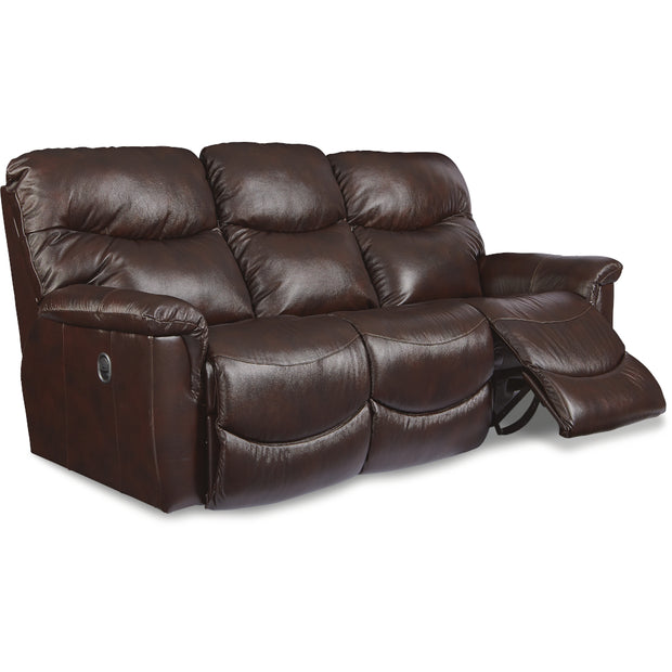 Presidents Day Sale La-Z-Boy James Leather Reclining Sofa,La-Z-Boy,Reclining Sofa and Loveseat,schleider-furniture-company