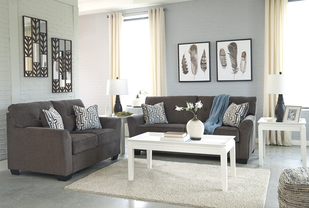 Alsen Sofa and Love Seat model 73901 by Ashley Furniture