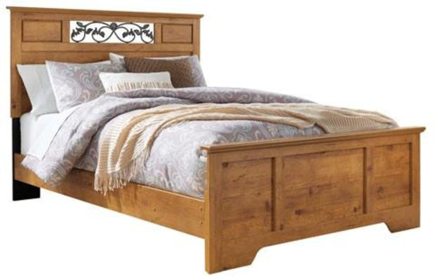 Bittersweet Panel Bed - Full or Queen