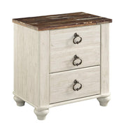 Willowton Nightstand,Ashley Furniture,Nightstand,schleider-furniture-company