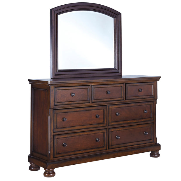 Porter Dresser + Mirror,Ashley Furniture,Dresser,schleider-furniture-company