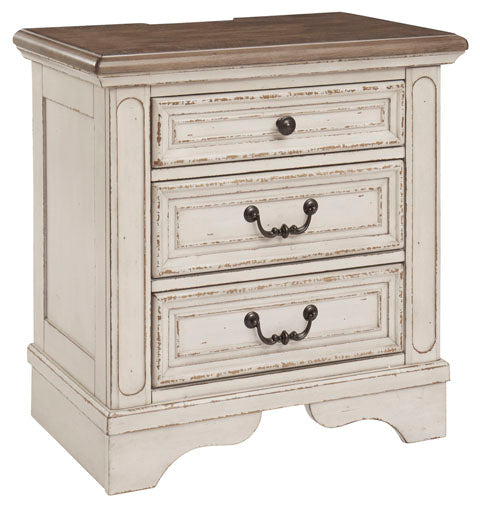 Realyn Nightstand,Ashley Furniture,Nightstand,schleider-furniture-company