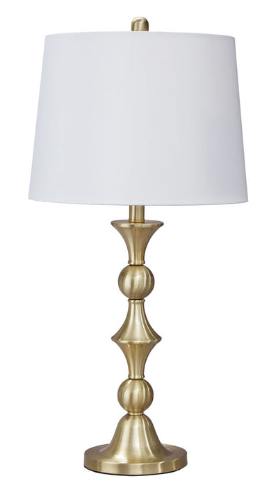 Ashley Genevieve Table Lamp,Ashley Furniture,Table Lamp,schleider-furniture-company