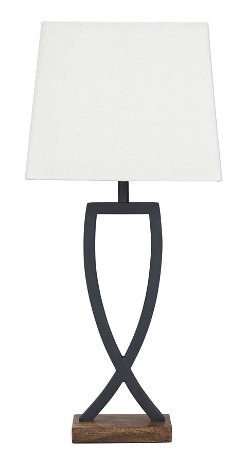 Ashley Makara Table Lamp,Ashley Furniture,Table Lamp,schleider-furniture-company