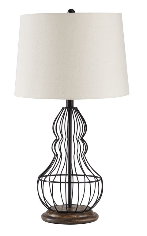 Ashley Furniture,Maconaque Table Lamp,Lamps,schleider-furniture-company