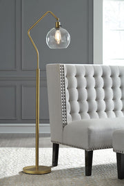 Ashley Marilee Floor Lamp,Ashley Furniture,Floor Lamp,schleider-furniture-company