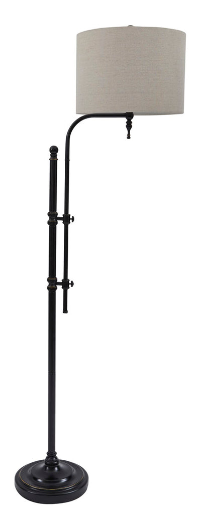 Ashley Anemoon Adjustable Floor Lamp,Ashley Furniture,Table Lamp,schleider-furniture-company