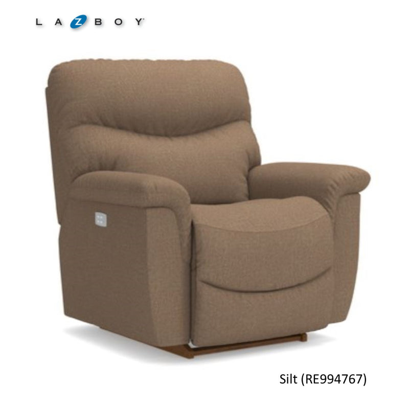 La-Z-Boy James PowerRecline XR Reclina-Rocker Recliner