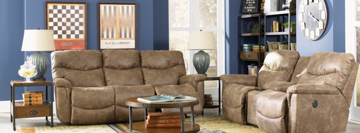 La-Z-Boy James Power Reclining Living Room on Sale at Schleider Furniture