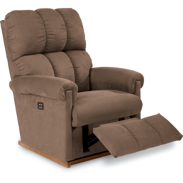 Vail Power Rocking Recliner,La-Z-Boy,Recliner,schleider-furniture-company
