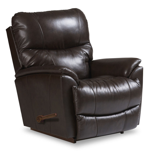 Trouper Leather Reclina-Rocker Recliner,La-Z-Boy,Recliner,schleider-furniture-company.