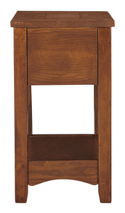 Breegin  Chairside End Table,Ashley Furniture,End Table,schleider-furniture-company