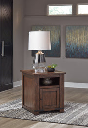 Budmore End Table,Ashley Furniture,End Table,schleider-furniture-company