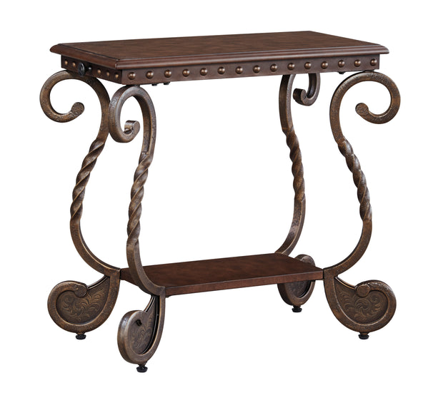 Rafferty Chairside Table