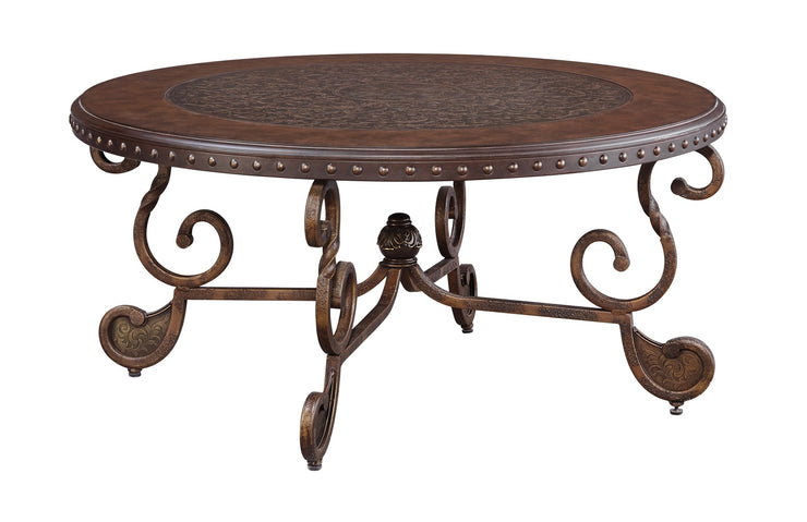 Ashley Furniture,Rafferty Coffee Table,Occasional,schleider-furniture-company