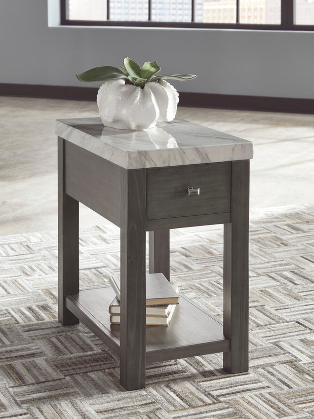 Vineburg Chairside End Table,Ashley Furniture,End Table,schleider-furniture-company