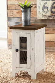 Wystfield Chairside End Table,Ashley Furniture,End Table,schleider-furniture-company