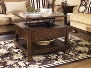 Porter Lift-Top Coffee Table,Ashley Furniture,Coffee Table/Cocktail Table,schleider-furniture-company