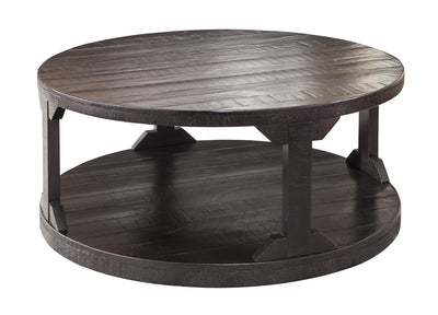 Rogness Coffee Table,Ashley Furniture,Coffee Table/Cocktail Table,schleider-furniture-company