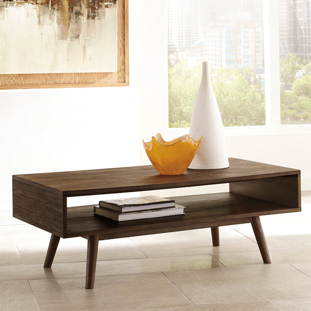 Kisper Cocktail Table,Ashley Furniture,Coffee Table/Cocktail Table,schleider-furniture-company