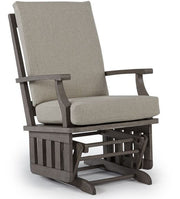 Best HF Heather Glider Rocker,Best Home Furnishings,Rocker,schleider-furniture-company