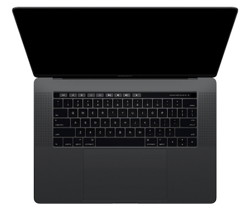 "2017 15"" MacBook Pro Retina With Touch Bar 2.8GHz 512GB  PCIe-based onboard SSD(Space Grey) - MacPro-LA"