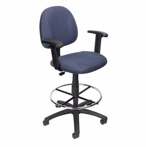 PRO Office Chair With Footrest & Arms