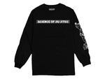 """Science Of Jiu Jitsu"" Premium Long Sleeve"