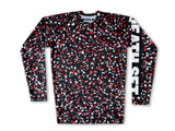 """NYC URBAN GROUND CAMO"" LONG SLEEVE RASHGUARD"