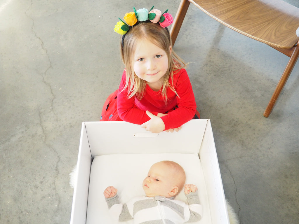 Best Holiday Gift for Expecting Mom | Finnbin Baby Box