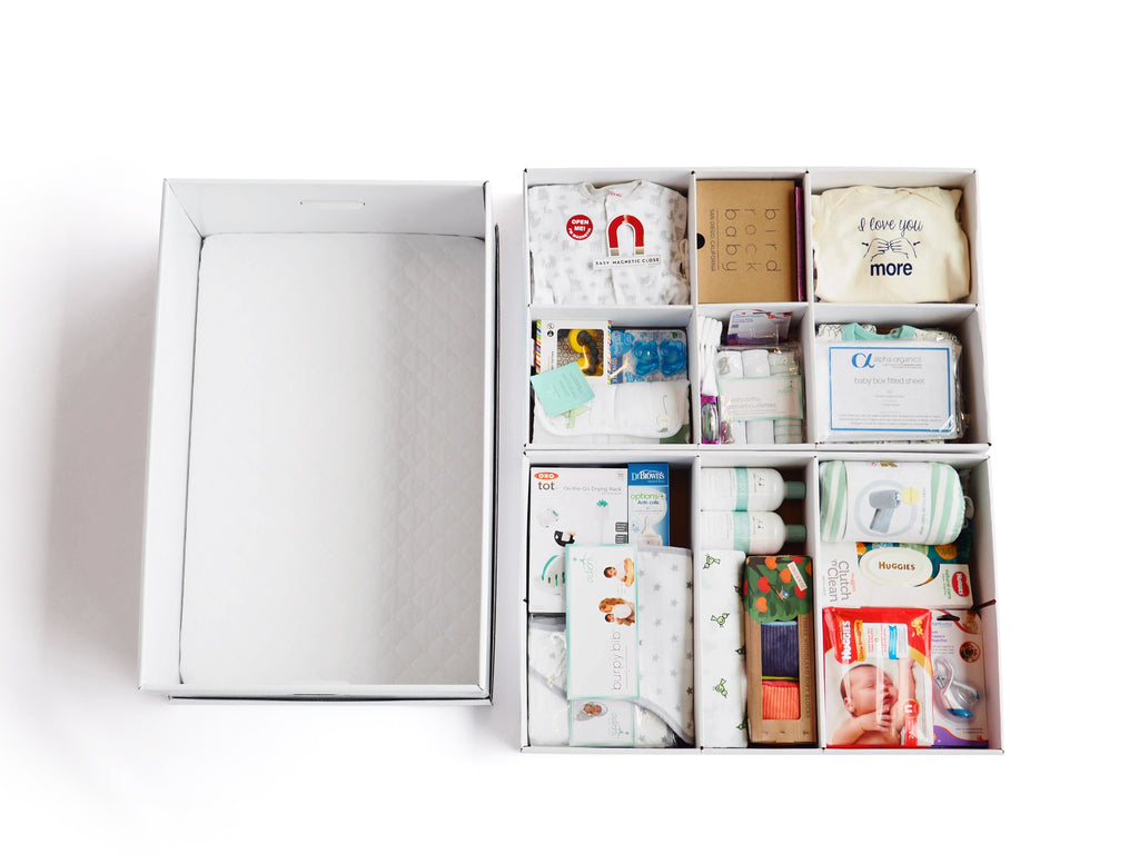 What is a baby box | Finnbin Baby Box Company