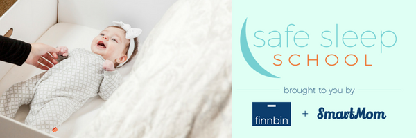 Introducing Safe Sleep School by Finnbin and SmartMom