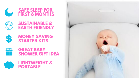 Baby Box Benefits | Finnbin Baby Box Company