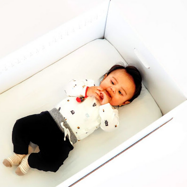 Start a Baby Box Program | Finnbin Baby Box