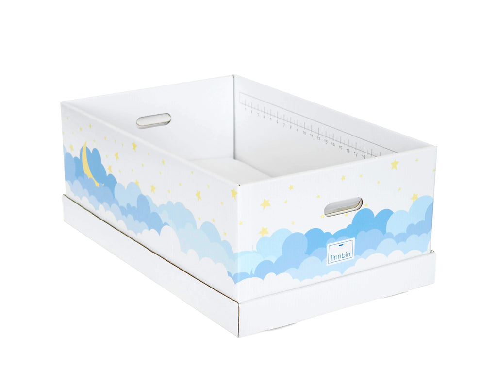Finnbin Baby Box with Cute Modern Design