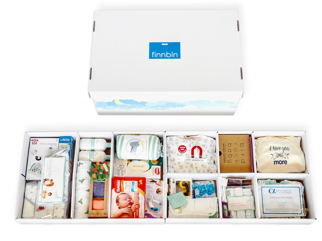 Best Baby Shower Gift | Finnish Baby Box | Finnbin