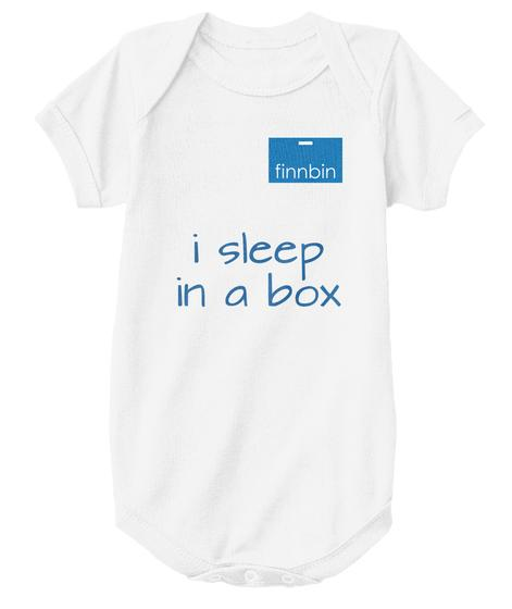 Safe Sleep Onesie | Finnbin Baby Box Clothing