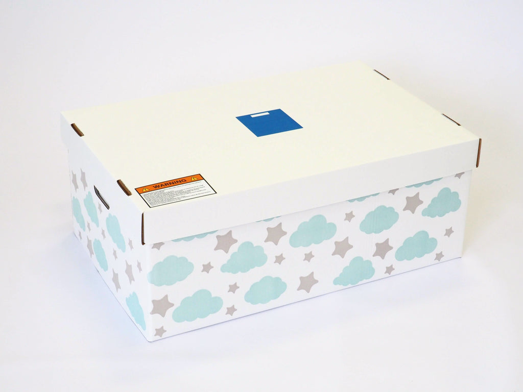Baby Box SIDS | Finnish Baby Box | Finnbin