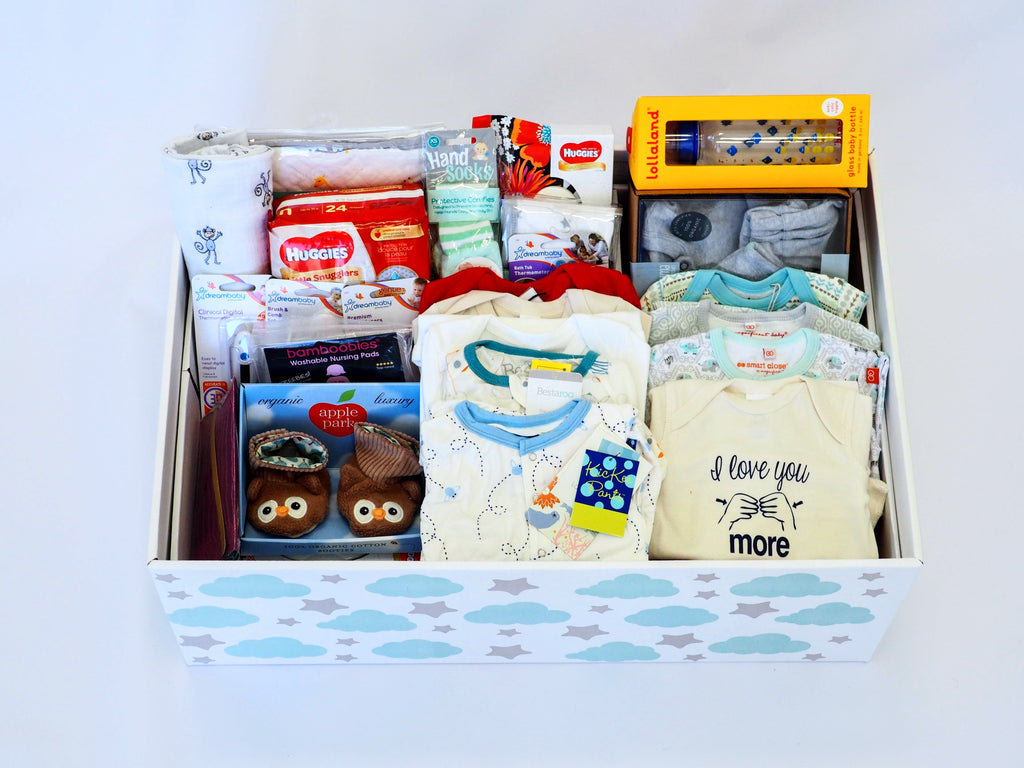 Baby Box and Organic Baby Clothes | Finnish Baby Box | Finnbin