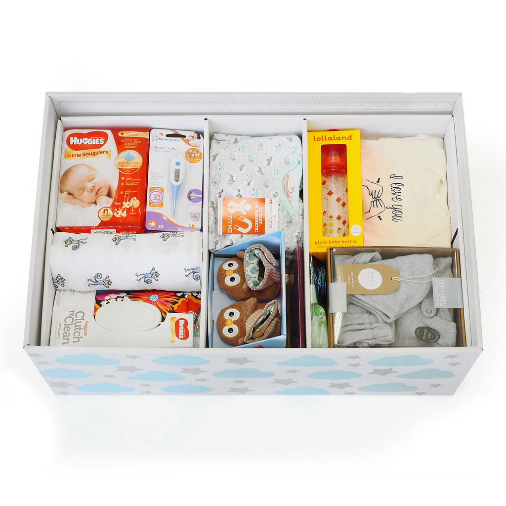 Best Baby Shower Gift for Sister in Law | Baby Box Bundle Finland Original | Finnbin