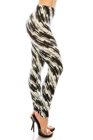 Image of OxLaLa Leggings Sand Wave