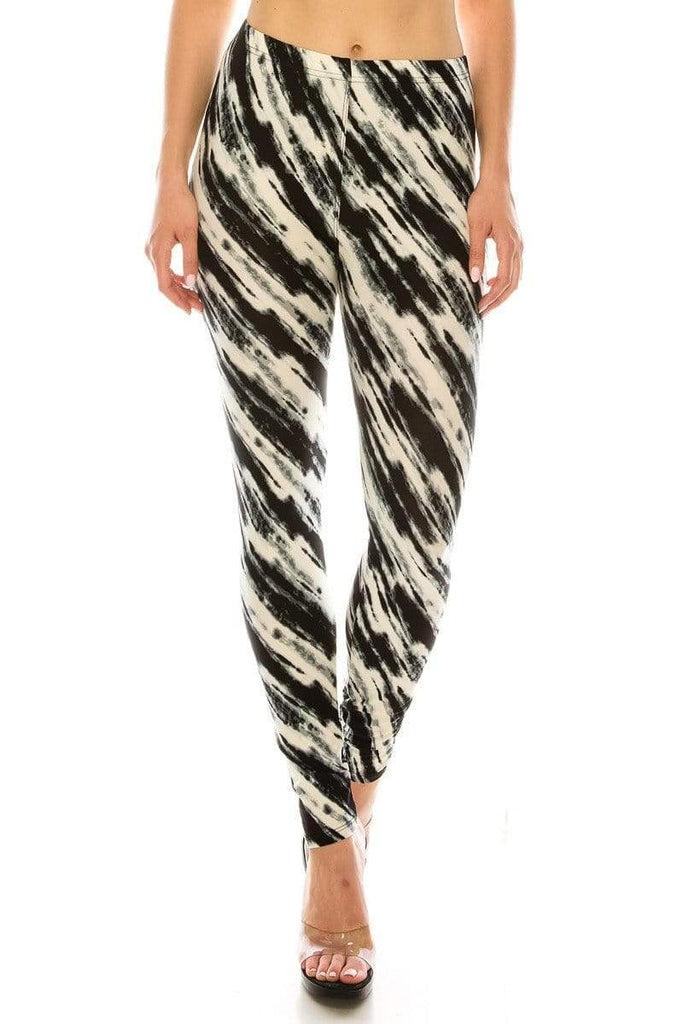OxLaLa Leggings Sand Wave