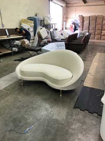 custom loveseat