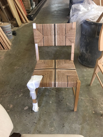 custom dining chair