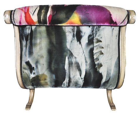 custom textiles, draperies and furniture by Sara Palacios Studio
