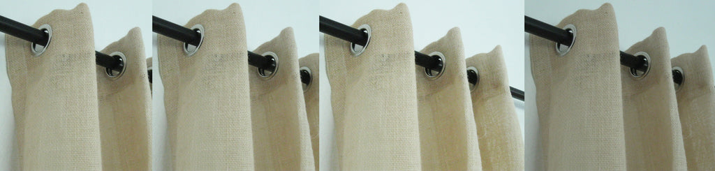 grommet style curtains