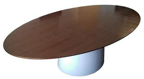 Oval Modern Dining Table - Custom Table