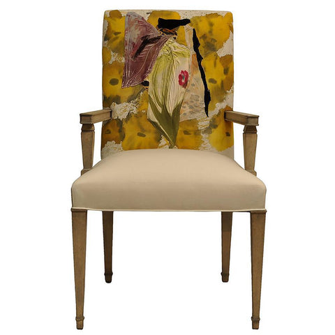 one of a kind dining chair by sara palacios designs